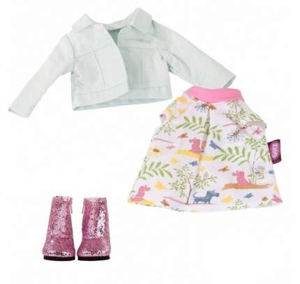 Набор одежды для кукол Gotz Зоопарк, 27 см