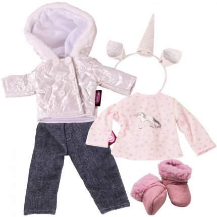 Набор одежды для кукол Gotz Единорог с аксессуарами, 27 см