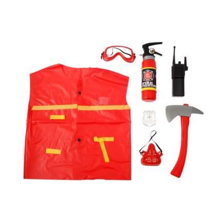 Набор пожарного Sima-Land Спасатель, 7 элементов