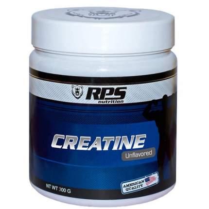 Креатин RPS Nutrition Creatine, 300 г, unflavored