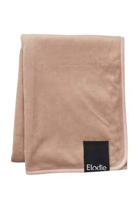 Плед Elodie Velvet Faded Rose