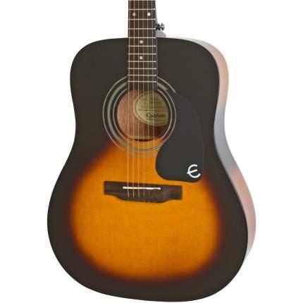 Акустическая гитара Epiphone PRO-1 Acoustic Vintage Sunburst, Epiphone (Епифон)