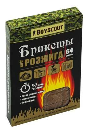 Брикеты для розжига древесные BoyScout 61115 64 шт.