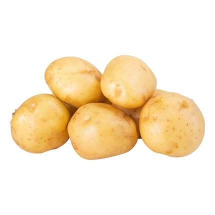 Картофель мытый 1 кг