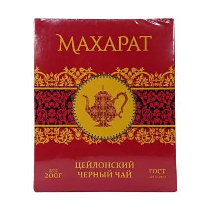 Чай черный Махарат, листовой, 200 г