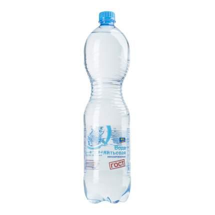 Вода минеральная Aro столовая питьевая негазированная 1,5 л