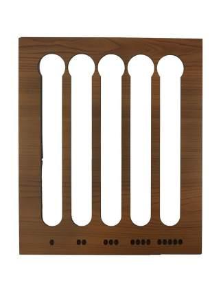 Держатель AFI Design для кофейных капсул Nespresso ver 2.0 (на 35 капсул, Орех)