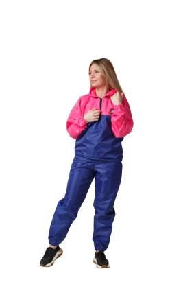 Костюм-сауна SPR Premium (Синий-Розовый) (L)