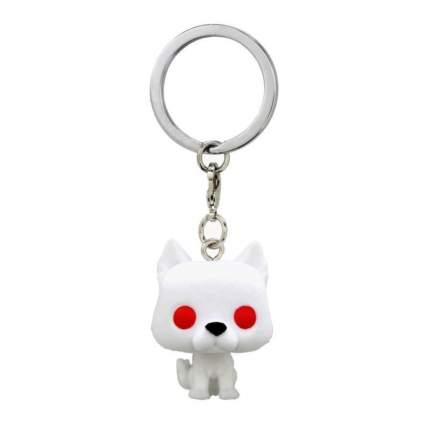 Брелок Funko Pocket POP! Keychain: Game of Thrones: Ghost (FL) (Exc) 45044-PDQ