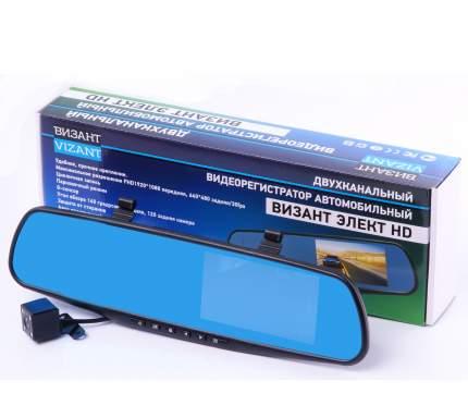 Видеорегистратор двухканальный VIZANT Elect HD Standart