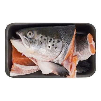 Набор для ухи из лососевых рыб замороженный