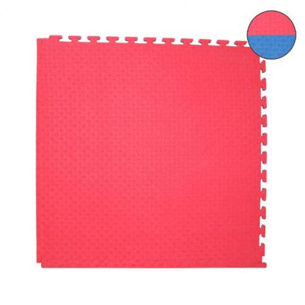 Буто-мат DFC ППЭ-2025 (1*1) сине-красный
