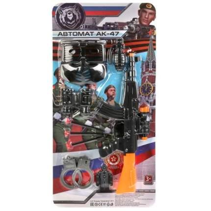Набор игрушечного оружия Играем Вместе Автомат АК-47