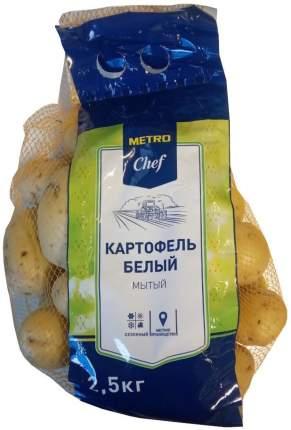 Картофель Metro Chef белый мытый ~2,5 кг