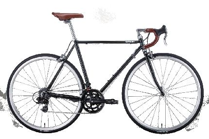 """Велосипед BearBike Minsk 2020 21"""" черный"""