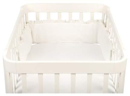 Бортик Happy Baby в кроватку by Alena Akhmadullina Milky 87526