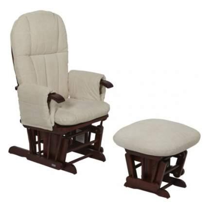 Кресло-качалка Tutti Bambini (Тутти Бамбини) GC35 Walnut/cream