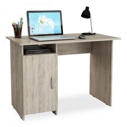 Письменный стол МФ Мастер Милан-8 (0120), дуб сонома