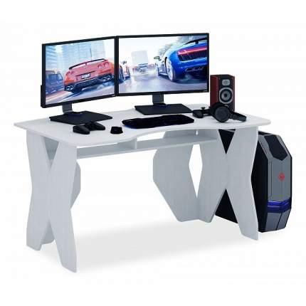Компьютерный стол МФ Мастер Таунт-1, белый