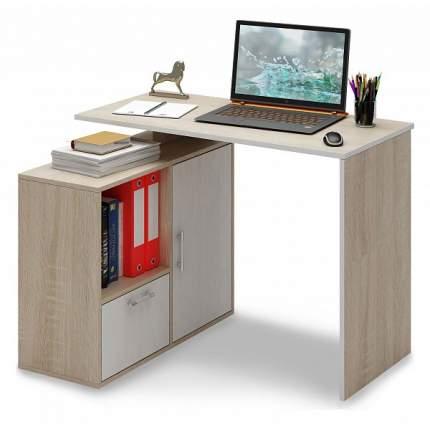 Письменный стол МФ Мастер Слим-3, дуб сонома