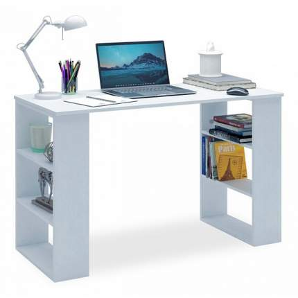 Письменный стол МФ Мастер Рикс-9, белый