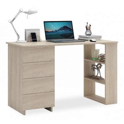 Письменный стол МФ Мастер Уно-5, дуб сонома