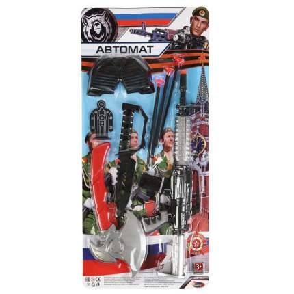 Набор игрушечного оружия Играем Вместе 1904G177-R военный