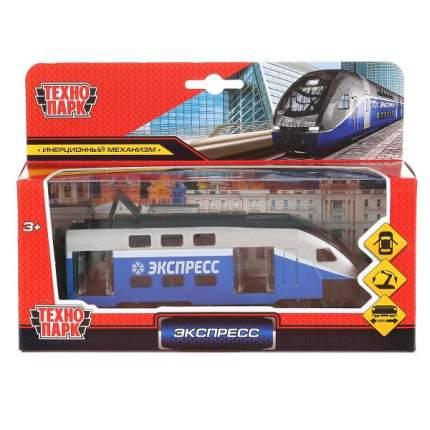 Поезд Экспресс Технопарк 16 см