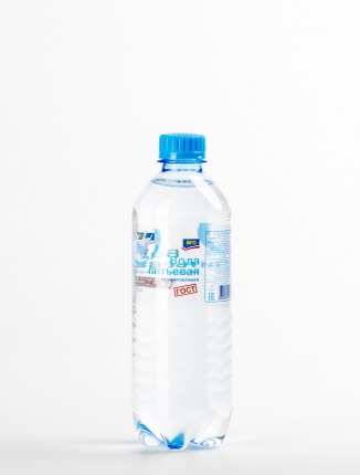 Вода минеральная Aro негазированная 0,5 л