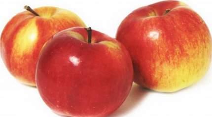 Яблоки Айдаред в сетке 1 кг