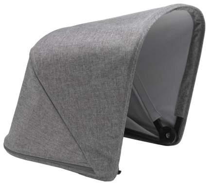Капюшон сменный для коляски Bugaboo Fox/Cameleon 3Plus grey melange 230311GM02