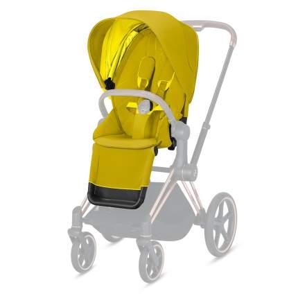 Набор чехлов прогулочного блока CYBEX (Сайбекс Приам) Priam III Mustard Yellow 520000681
