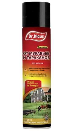 Средство для уничтожения насекомых Dr.Klaus DK06250011 Аэрозоль 600 мл