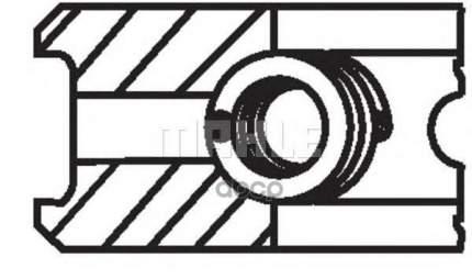 Кольца ДВС Mahle/Knecht 01028N0
