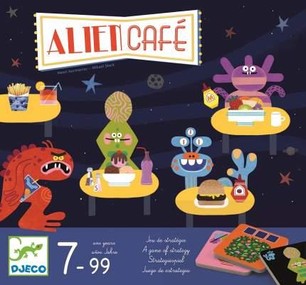 Настольная игра Djeco Кафе инопланетяне
