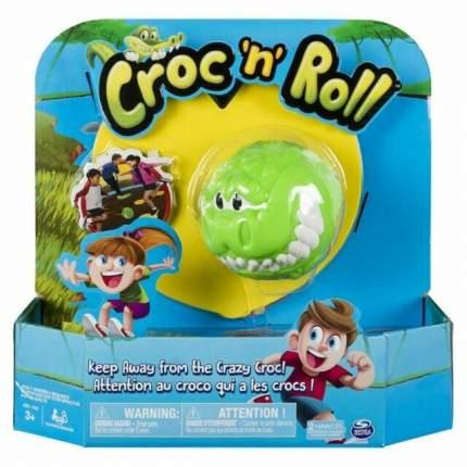 Настольная игра Spin Master Крутящийся крокодильчик