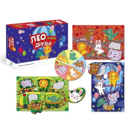 Настольная игра Dodo Лео и его друзья