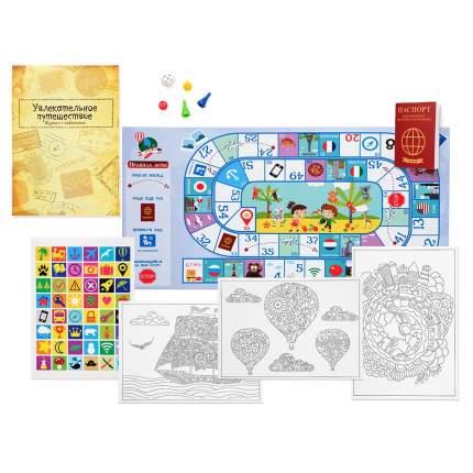 Настольная игра Бумбарам Путешествие вокруг света