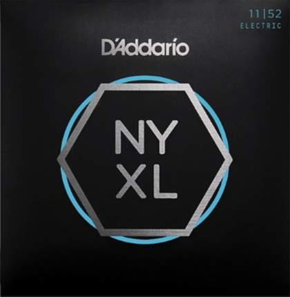 Струны для электрогитары D'ADDARIO NYXL1152