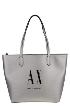 Шоппер женский Armani Exchange 942575 0P198 09117 серебристый
