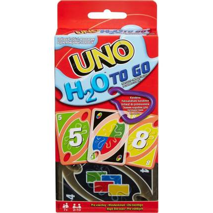 Настольная игра Mattel Уно H2O