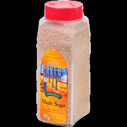 Сахар COOMBS Кленовый натуральный 708г