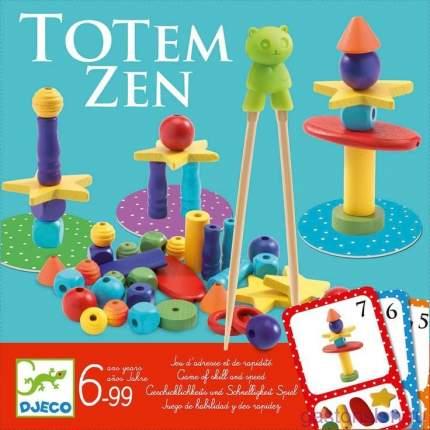 Настольная игра Djeco Тотем Зен