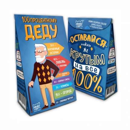 """Чай Chokocat из серии Пирамидка """"100% деду"""", чёрный листовой с добавками, 50 гр"""