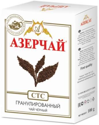 Чай Азерчай СТС, чёрный гранулированный, 100 гр