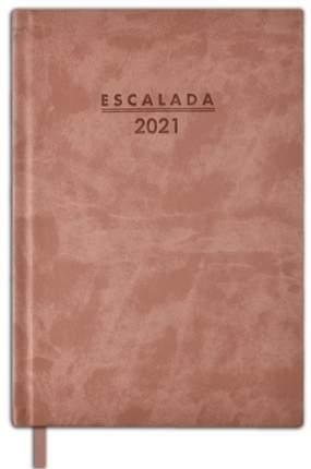 Еженедельник Феникс+ 52339 иск кожа Софт-тач делавэ датированный на 2021 А5 80л, розовый