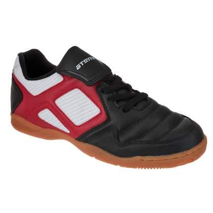 Бутсы Atemi SD730A Indoor, черный/белый/красный, 40 RU