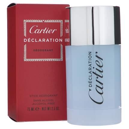 Дезодорант Cartier DECLARATION 75гр
