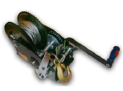 Лебедка катушка (трос) с тормозом 1684 кг 9м х 6мм Skrab 26459
