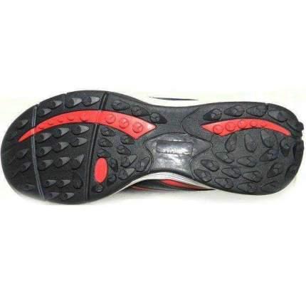 Бутсы Atemi SD500 Turf, черный/красный, 43 RU